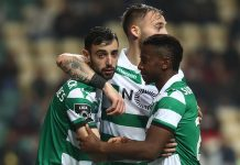 Bruno Fernandes dá vitória ao Sporting no Bessa (2-1)