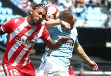 La Liga: Celta de Vigo 2-1 Girona | FOTOGRAFIAS