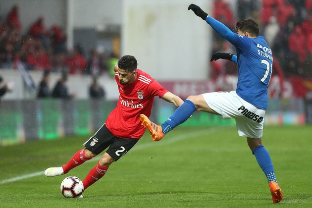 Feirense 1-4 SL Benfica | FOTOGRAFIAS