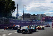 Paris recebe Formula E com Felix da Costa na luta do campeonato