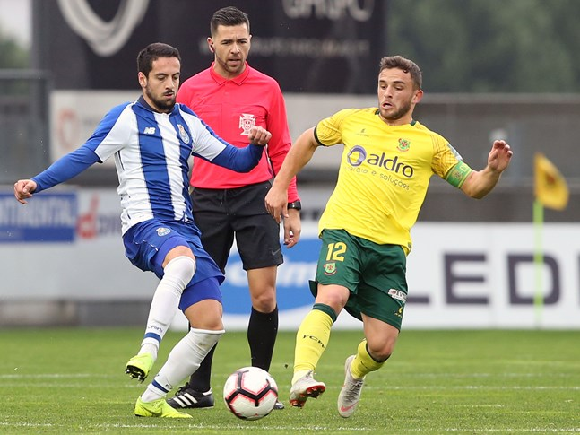 Paços de Ferreira empata frente ao FC Porto B e soma 4º jogo sem vencer