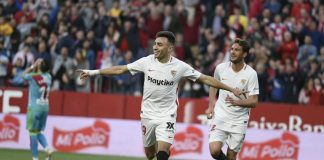 La Liga: Sevilla vence Rayo Vallecano e segura lugar de Champions