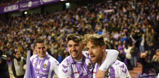 La Liga: Valladolid vence Girona e sai dos lugares de despromoção