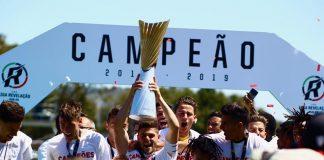 Desportivo das Aves é o Campeão da Liga Revelação