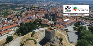 81ª Volta a Portugal Santander: Pelotão descansa na cidade mais alta do país