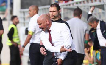 O desespero de José Mota no jogo de Tondela | FOTOGRAFIAS