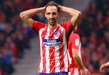 Depois de Griezmann e de Godin é a vez Juanfran se despedir do Atlético de Madrid