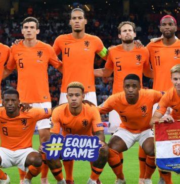 Liga das Nações: Holanda revela pré-convocatória