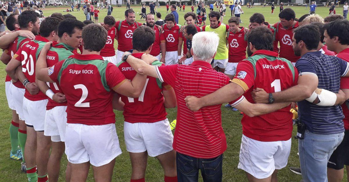 Portugal regressa ao Championship segundo escalão europeu de râguebi