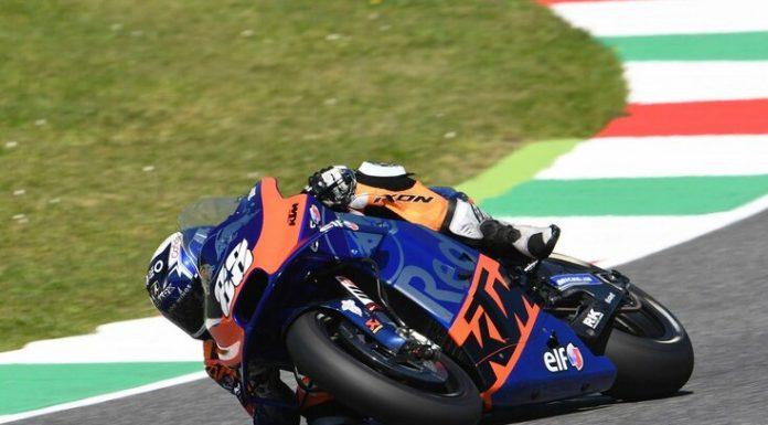 MotoGP: Miguel Oliveira termina GP de Itália no 16º lugar