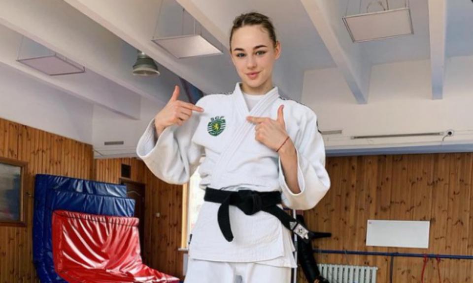 Daria Bilodid sagrou-se bicampeã Mundial de Judo