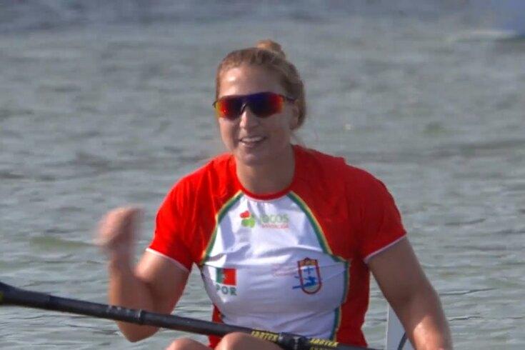 Mundiais de canoagem: Teresa Portela na final de K1 200 metros