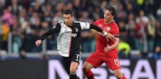 Liga dos Campeões: Juventus confirma favoritismo frente ao Leverkusen