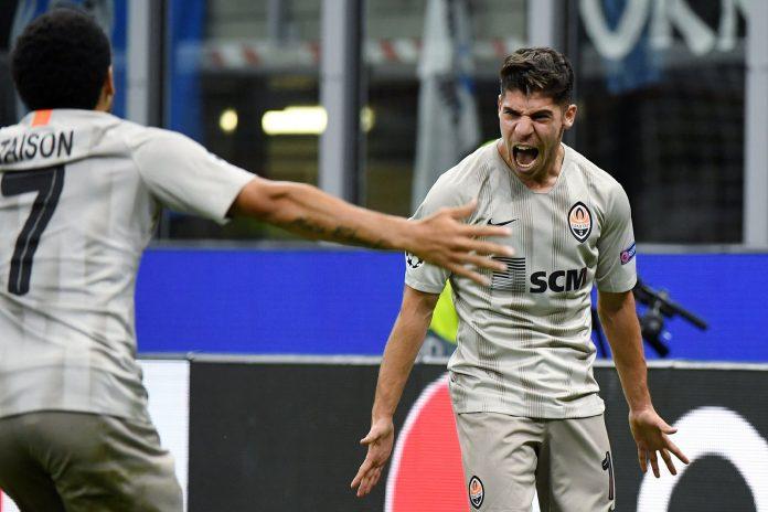 Liga dos Campeões: Shaktar de Luís Castro vence Atalanta ao minuto 95'