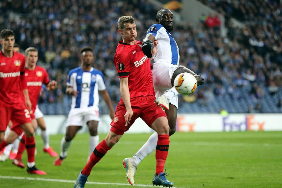 Liga Europa: FC Porto 1-3 Bayer Leverkusen | FOTOGRAFIAS