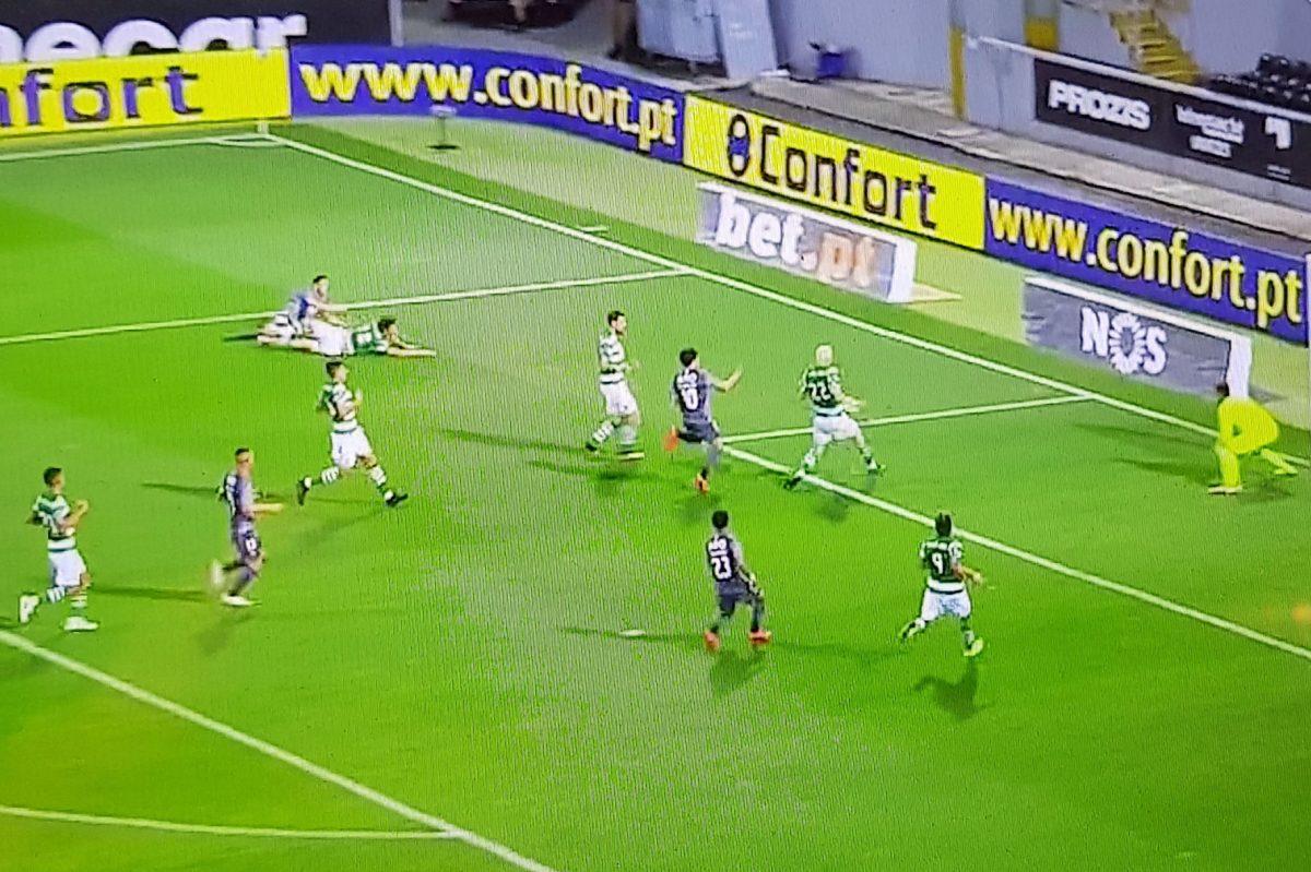 No Afonso Henriques deu empate entre Vitória e Sporting