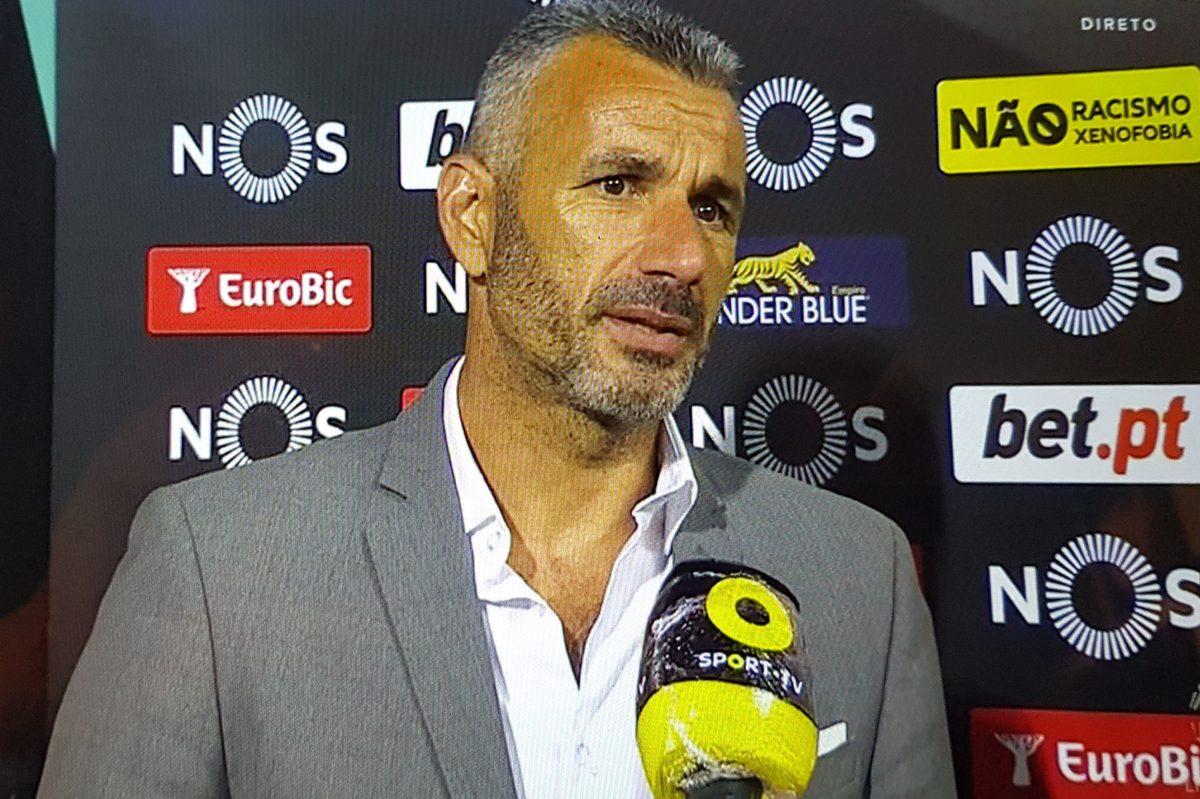 """Ivo Vieira: """"Dedico o empate a todos os que não poderam vir ao estádio"""""""