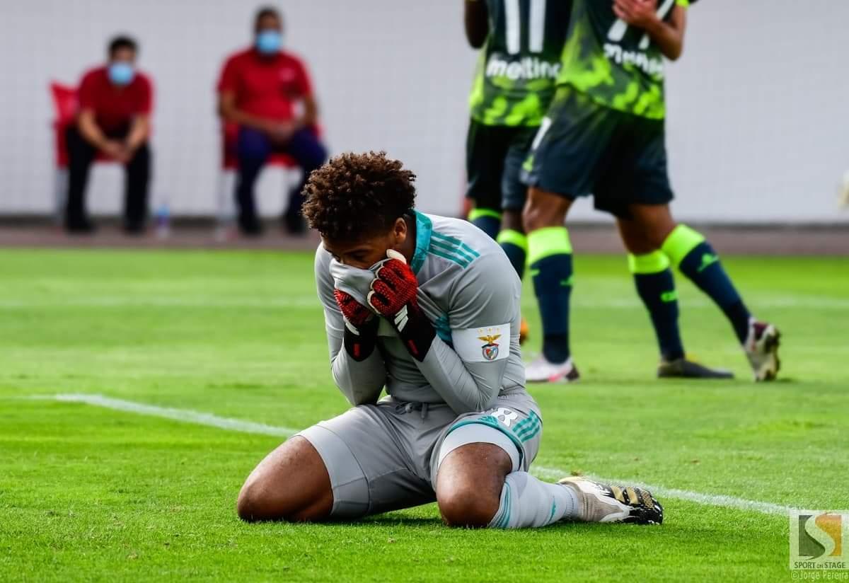 LigaPro : Benfica B derrotado frente ao Chaves (3-4)