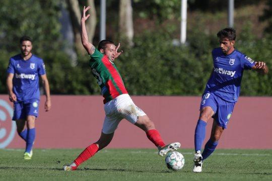 Belenenses SAD venceu no Jamor, o Marítimo por 2-0 em jogo da ronda 27