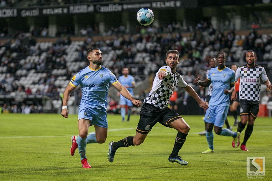 Boavista e Estoril encerram jornada 7, no Bessa, com empate a um golo