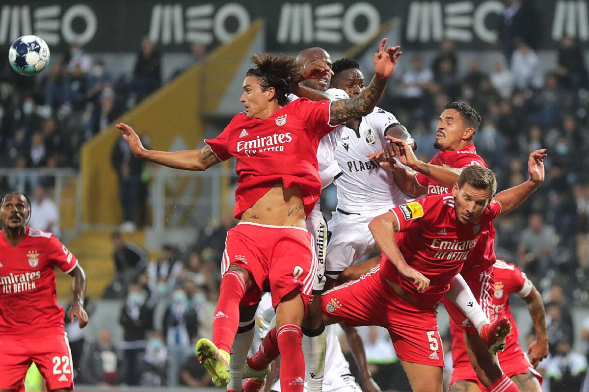 Liga BWIN: Vitória SC 1-3 SL Benfica | FOTOGRAFIAS