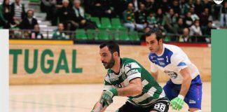 Hóquei em Patins: Sporting empata em Barcelos (2-2)