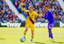 La Liga: Barça vence em Leganés com remontada na segunda parte