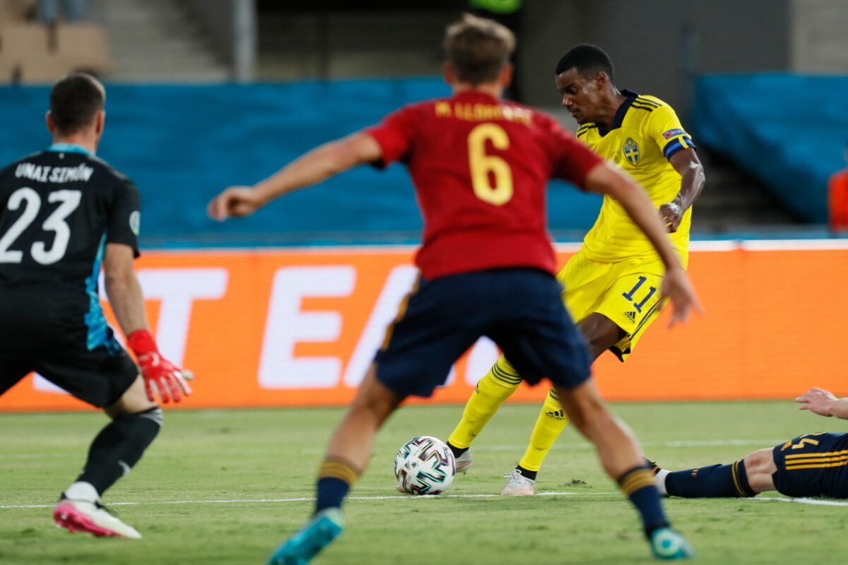 Espanha e Suécia – O primeiro empate sem golos do Euro 2020