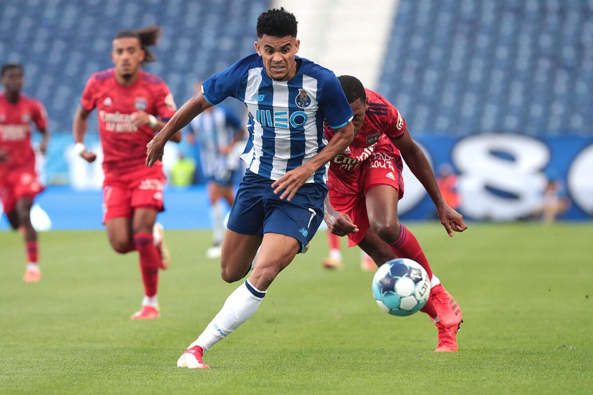 FC Porto vence o Lyon em jogo de preparação por 5-3
