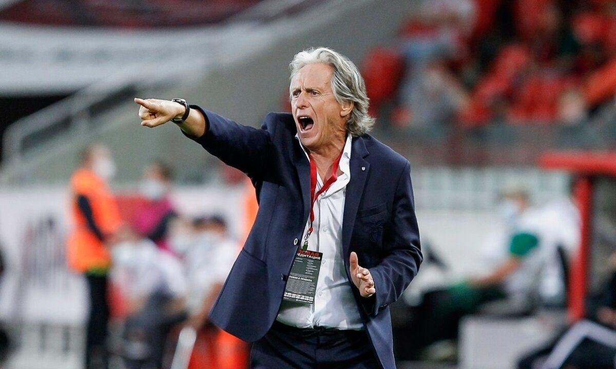 TL : Jorge Jesus convocou 21 jogadores para o jogo com o Vitória SC