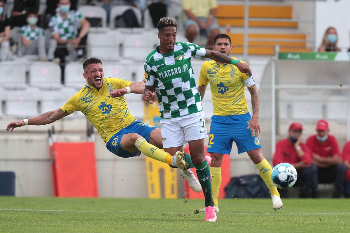 Liga BWIN: Moreirense FC 2-1 Arouca FC | FOTOGRAFIAS