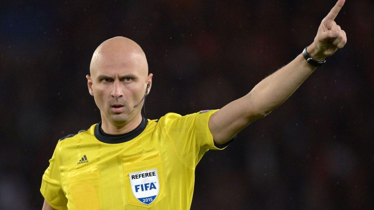 LC : Sergei Karasev vai apitar o FC Porto-Liverpool