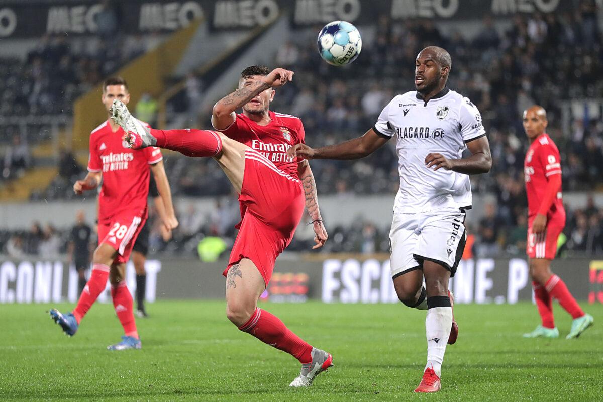 TL : Vitória SC e Benfica empatam (3-3) e decisão fica adiada